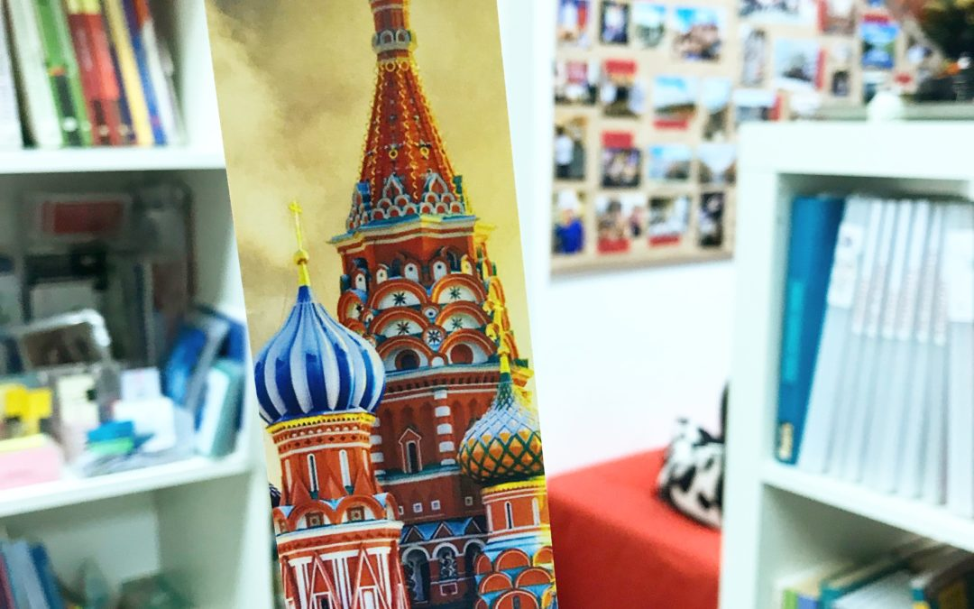 Russian for travellers, 16 March 2018