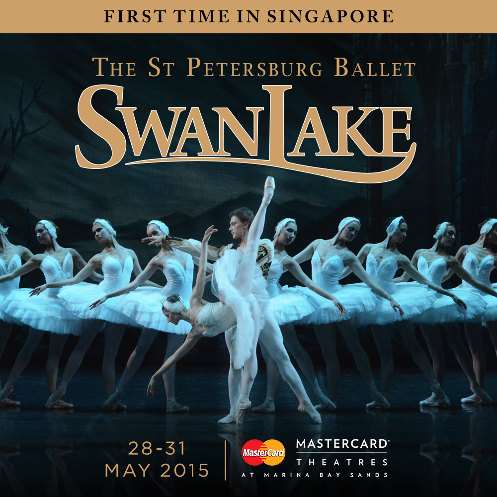 St. Petersburg ballet in Singapore